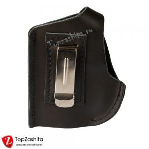 Кобура поясная для аэрозольного пистолета (устройства) Добрыня с металлической клипсой