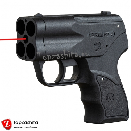 Аэрозольный пистолет (устройство) ПРЕМЬЕР-4 с ЛЦУ